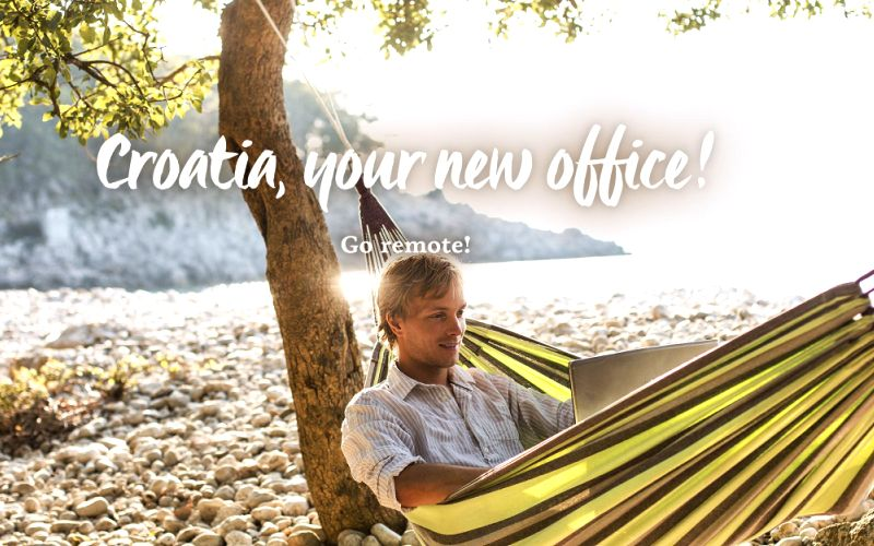 kampanja Croatia, your new office