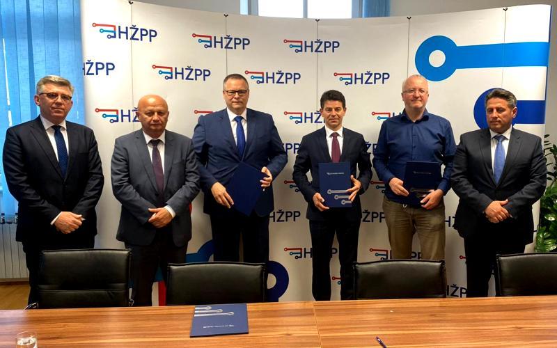 Sporazum o suradnji s HŽPP-om potpisala i Hrvatska turistička zajednica